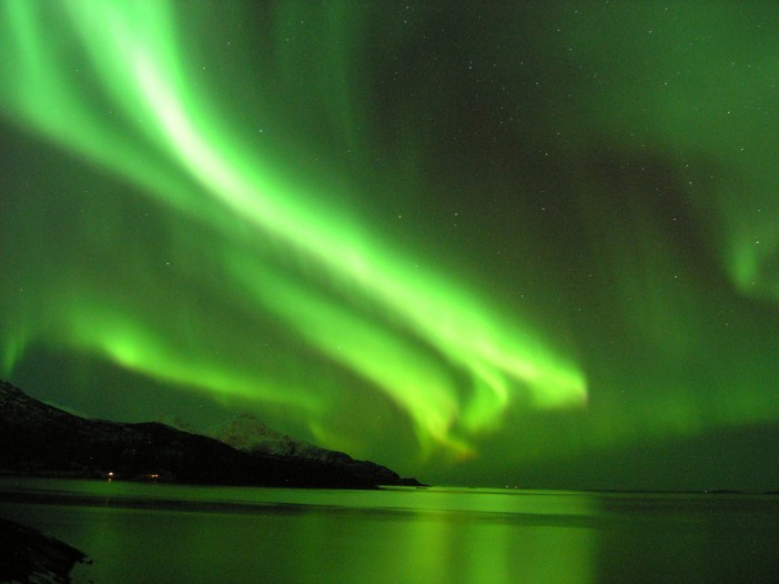 Northern Lights Source: Flickr@Gunnar-Hildonen