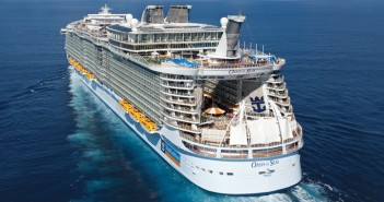 Oasis of the Seas: Source: Royal Caribbean Press Center