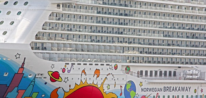 Norwegian Breakaway Source: Flickr@JEANDELATETE