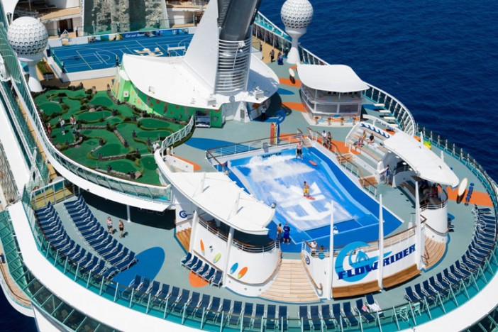 Royal Caribbean - Courtesy of Royal Caribbean