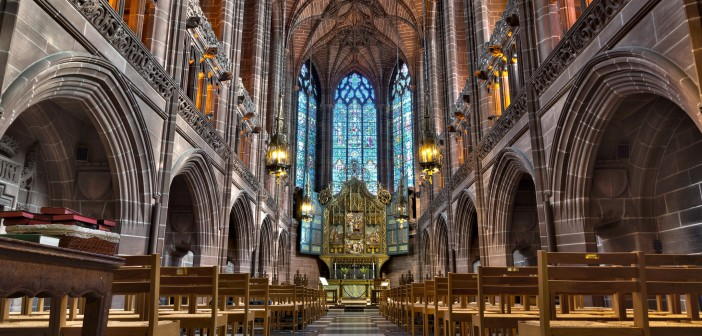 Liverpool Cathedral - Source Flickr@Miquel Mendez