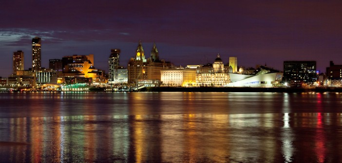 Liverpool - Source Flickr@John Hickey-Fry