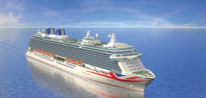 P&O Cruises Britannia Photo Courtesy of P&O Cruises