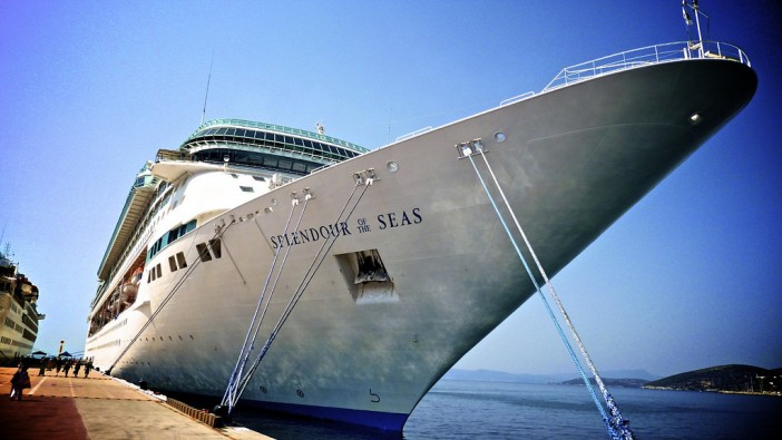 Splendour of the Seas to Join Thomson Cruises