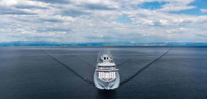 Princess new cruise ship - Courtesy of Princess Cruises