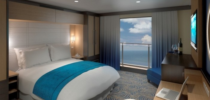 Interior staterooms - Courtesy of RCI