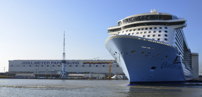 Feature - Quantum of the Seas - Courtesy of RCI