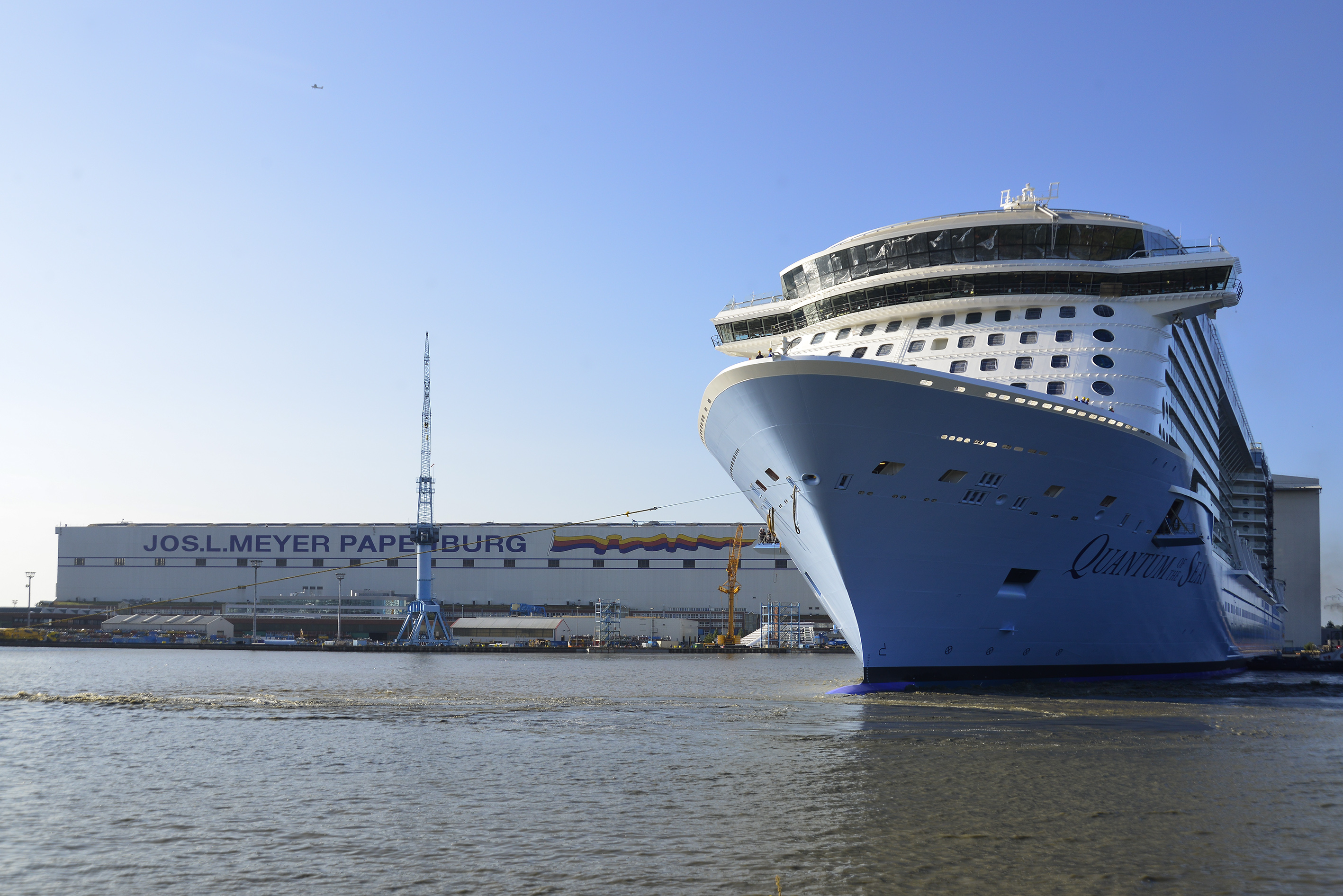 Feature - Quantum of the Seas