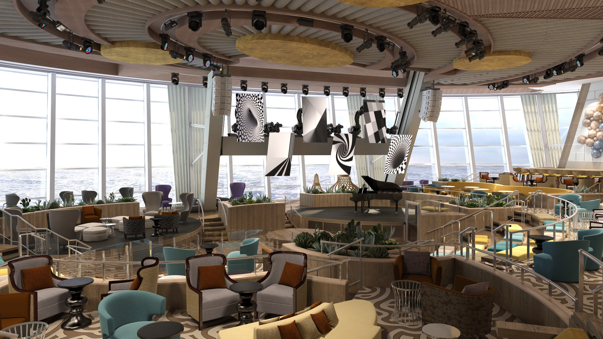 The Eco Credentials Of The Anthem Of The Seas Cruise1st Blog