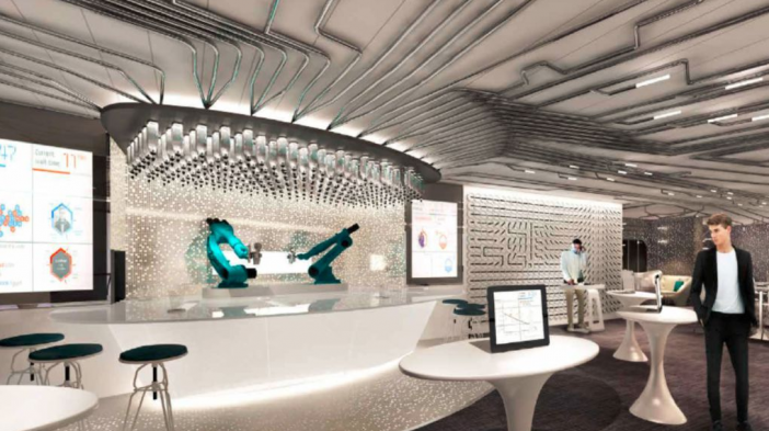 Bionic Bar, Quantum of the Seas