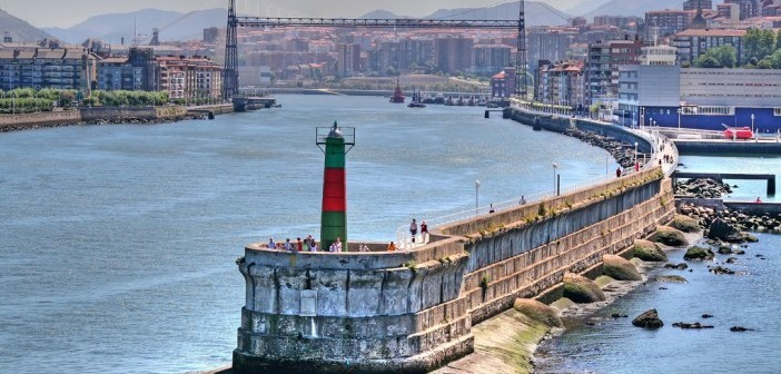 bilbao lighthouse