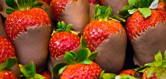 strawberry chocolate