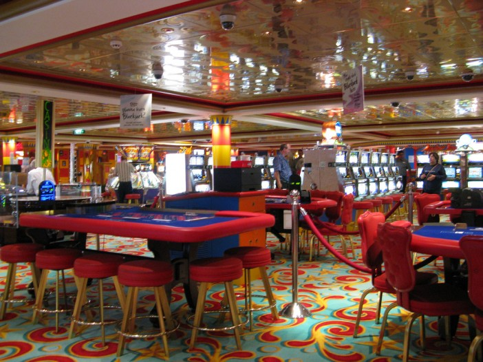 cruise with casino