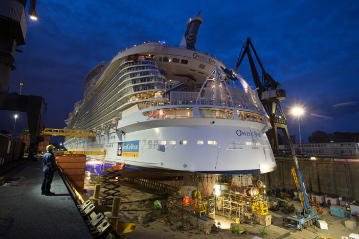 Oasis Of The Seas Launches Dynamic Dining As Part Of