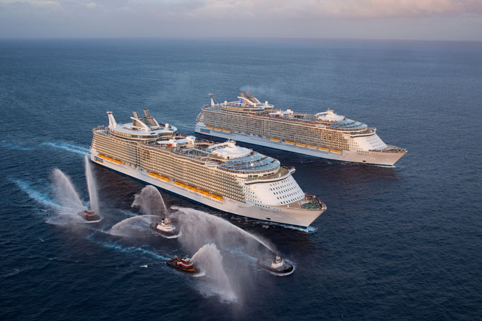 How Do Cruise Ships Work Cruisest Blog - Cruise ship oasis of the seas