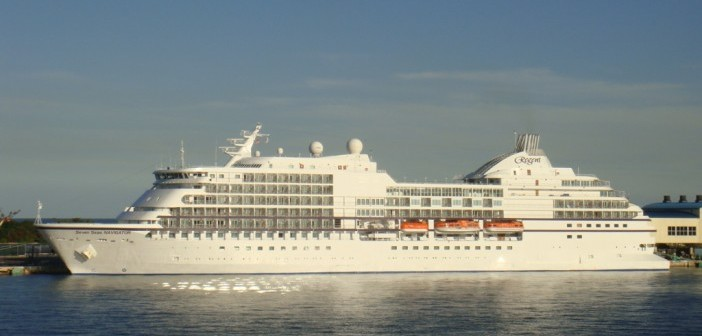 Regent Seven Seas - Tom Mascardo