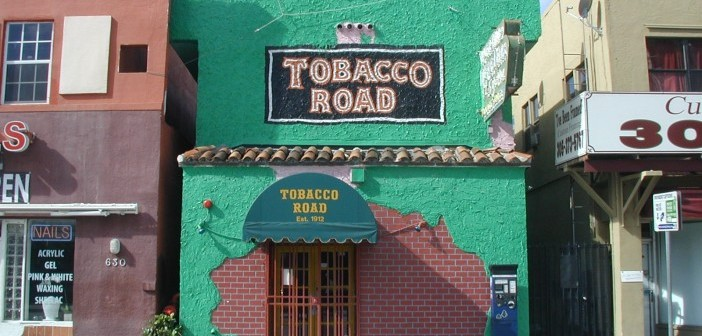 Tobacco Road - Phillip Pessar