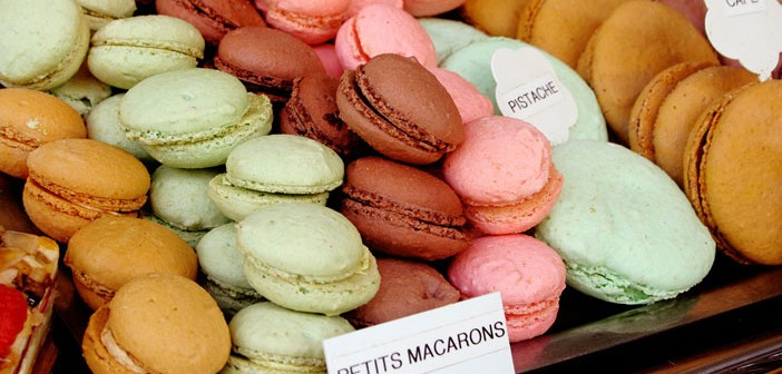 Paris Macarons, Europe's Foodie Destinations: Flickr Creative Commons, Robyn Lee
