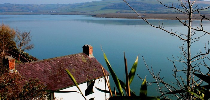Dylan Thomas' House in Wales