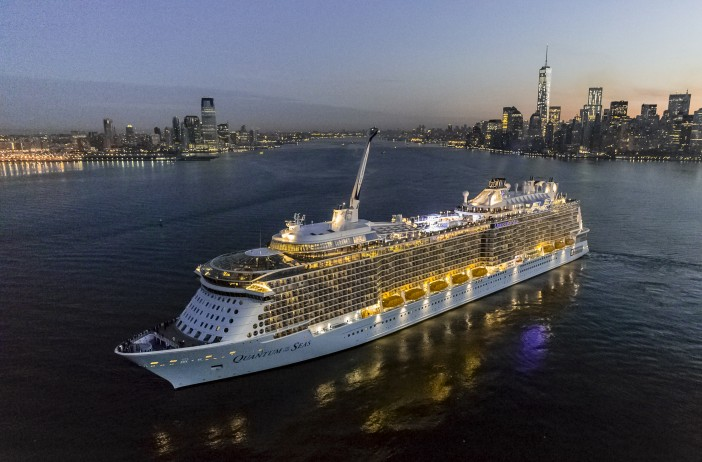Quantum of the Seas - NY