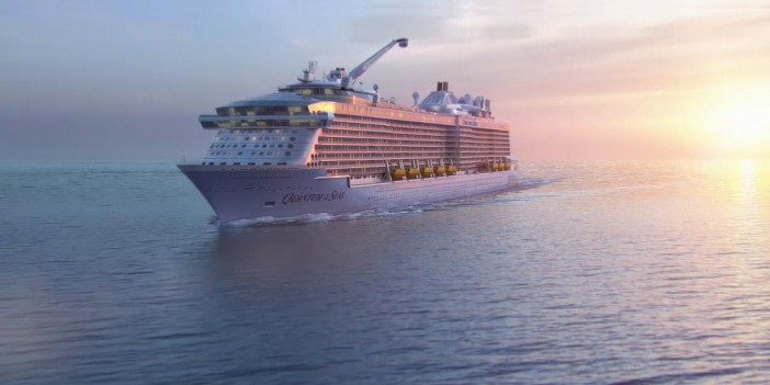 The Scottish Are Britain's Biggest Cruise Spenders