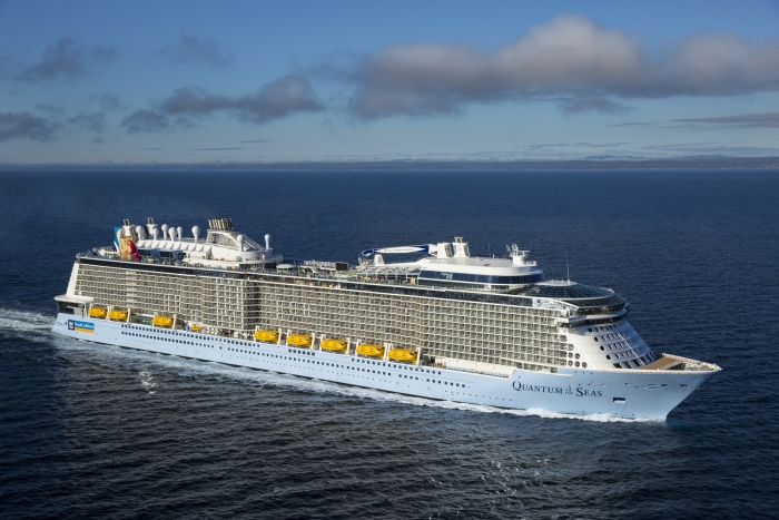 Royal Caribbean Confirms Fourth Quantum Class Ship