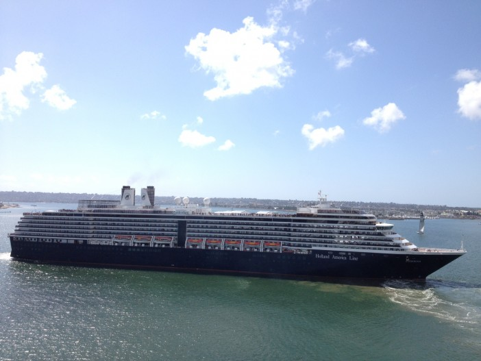 Holland America Line Performs Two Life Saving Missions Cruise1st Blog