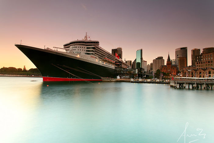 Cunard S Three Queens Depart For Historic World Voyages Cruise1st Blog