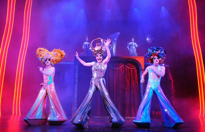 11 Days of Anthem of the Seas – West End Shows