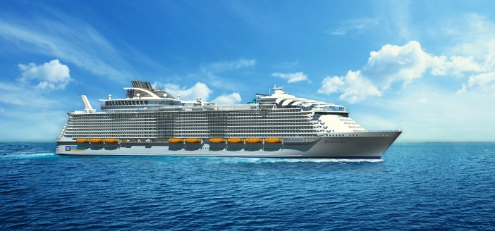 Harmony of the Seas to Combine Oasis and Quantum Features