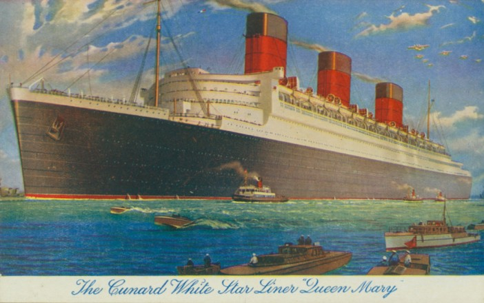 Queen Mary - Tom