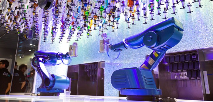 Bionic Bar on Anthem of the Seas