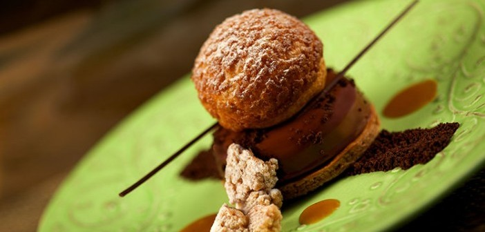 cinnamon profiteroles princess cruises