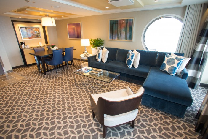 15 Days of Anthem of the Seas – Virtual Balconies