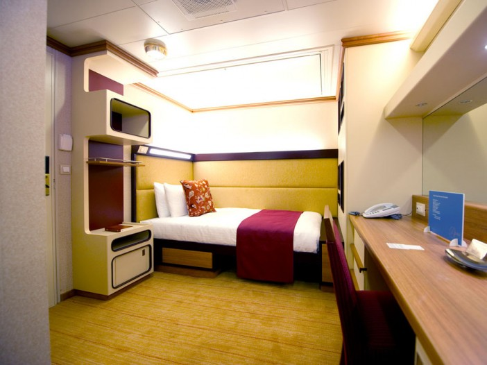 The best solo cruise cabins at sea cruise1st blog for Royal caribbean solo cabins