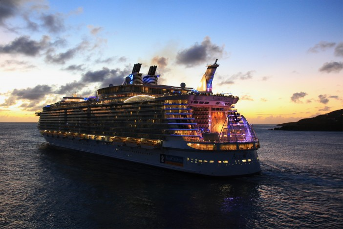 World's Largest Cruise Ship to Receive Upgrade in May