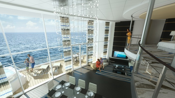 8 Days of Anthem of the Seas – Suite Treats and Cabins