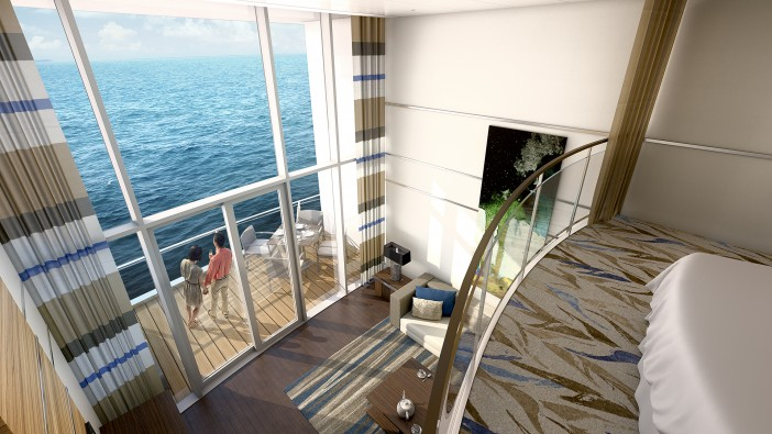 8 days of anthem of the seas suite treats and cabins for Royal caribbean solo cabins