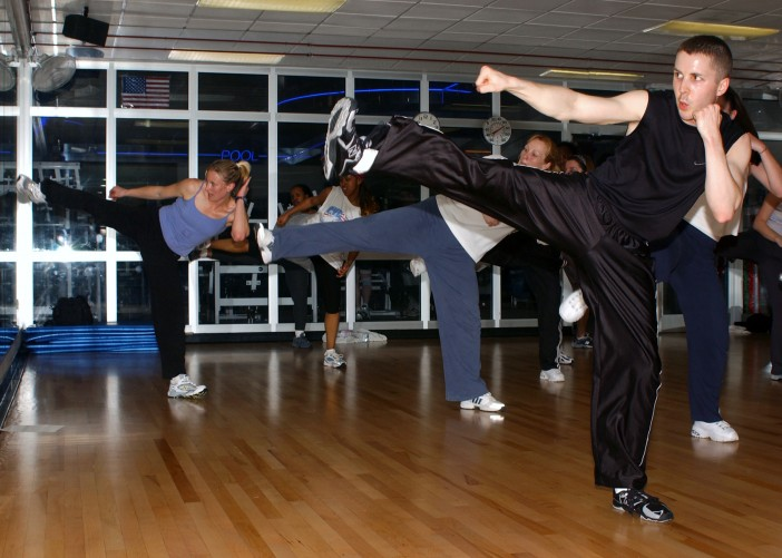 Royal Caribbean Host World's First Ever Kickboxing Cruise