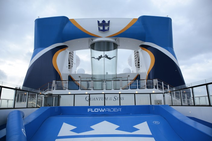 7 Days of Anthem of the Seas – RipCord by iFly