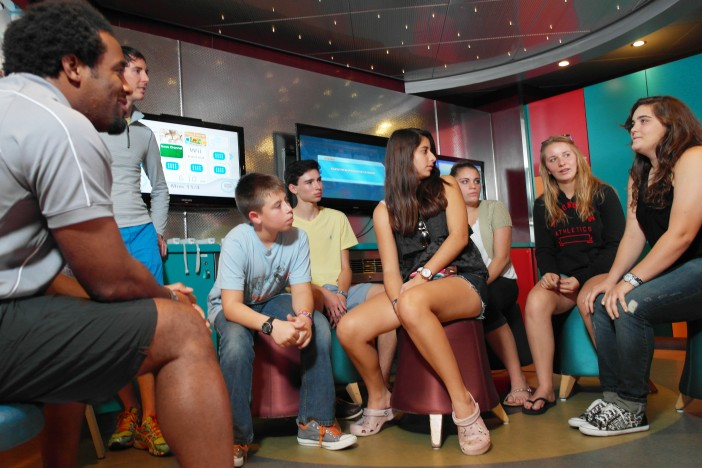 3 Days of Anthem of the Seas – Entertainment for Teens