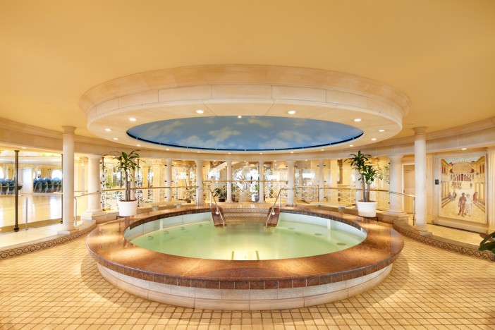 4 Days of Anthem of the Seas – Vitality at Sea Spa and Fitness