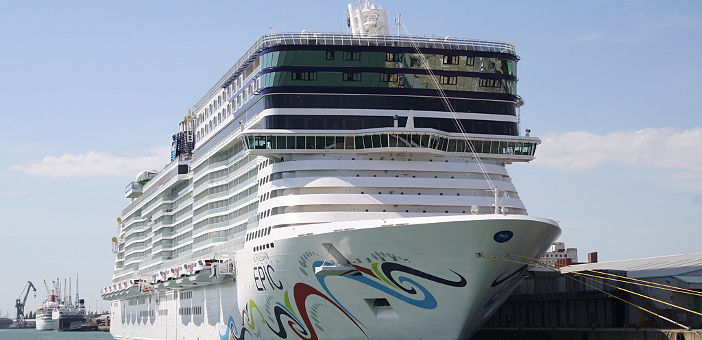 The Norwegian Epic Returns For Her 2015 Season!