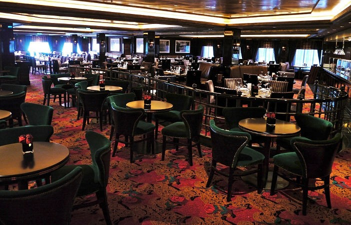 Norwegian Epic Dining