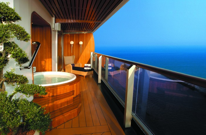 The 7 Most Luxurious Cruise Ship Suites In The World