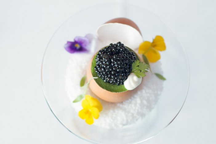 Crystal Cruises Dishes Up Food Fit For A Foodie