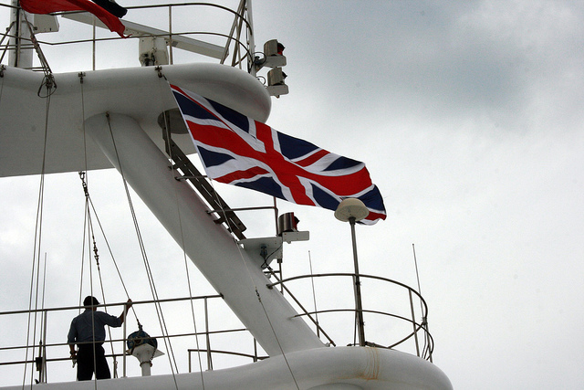 New Stats Show Brits Love to Cruise!