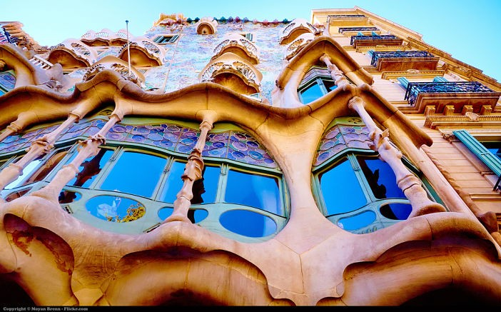 Gaudi Architechture