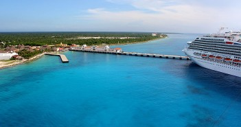 Cozumel Harbour