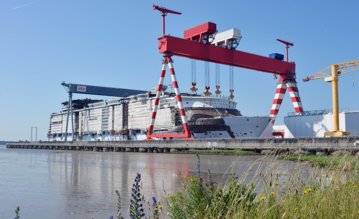 How Are Cruise Ships Built?